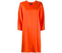 Kleid mit Dreiviertelärmeln