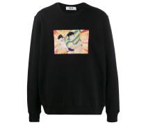 'Holly & Benji' Sweatshirt mit Print