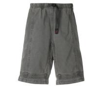 panelled design shorts