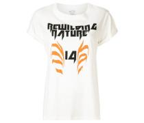 'Rewilding Nature' T-Shirt aus Bio-Baumwolle