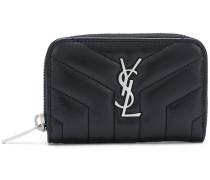'LouLou' Portemonnaie mit Reißverschluss