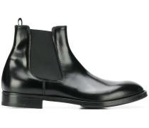 Glänzende Chelsea-Boots