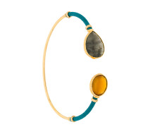Duality Serti bracelet