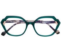 'GIPSE2' Oversized-Sonnenbrille