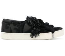 'Mercer' Sneakers mit Pompons