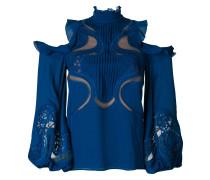 cold shoulder sleeves top