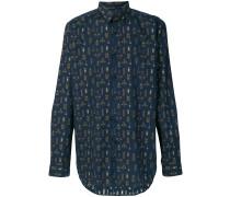 print long-sleeve shirt