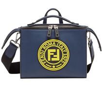 'Lui' Handtasche mit Logo-Patch