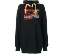 'Cassette' Oversized-Sweatshirt