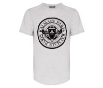 T-Shirt mit Münzen-Logo
