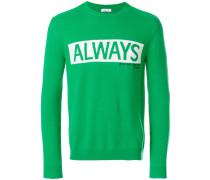always intarsia jumper
