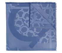 Schal mit Gancio-Print