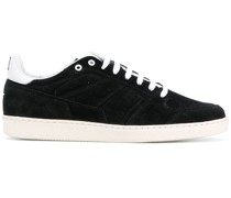 Thin Laced Low Trainers
