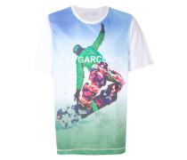 x Olympikus 'Snowboard' T-Shirt