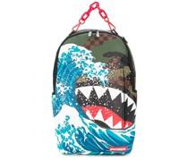 'Tsunami Sharks' Rucksack
