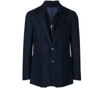 zip blazer