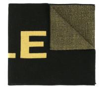Schal mit Jacquard-Muster
