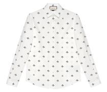 Duke Hemd aus Baumwolle