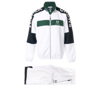 colour-block track jacket