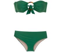 Bikini mit Bandeau-Oberteil