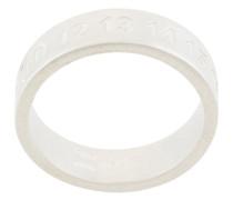 thin logo ring