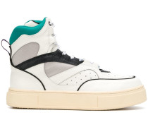 'Lotus' High-Top-Sneakers