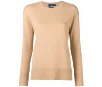 Klassischer Merino-Pullover
