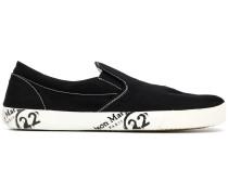 Slip-On-Sneakers mit Tabi-Kappe