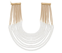 Mehrsträngige 'Raissa' Halskette