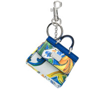 'Mini Sicily' Schlüsselanhänger