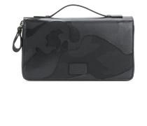 Garavani 'Camouflage Noir' Portemonnaie
