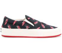 slip-on speedboat sneakers