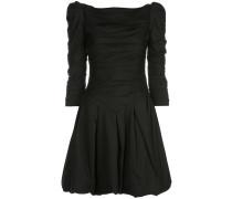 'Minnie' Kleid mit Raffungen