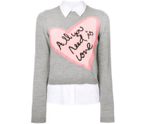 All You Need Is Love jumper