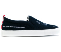 'NY' Slip-On-Sneakers