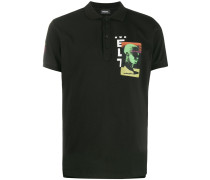 Poloshirt mit Digital-Print