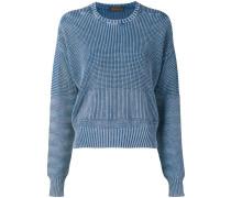 Pullover mit kastigem Schnitt