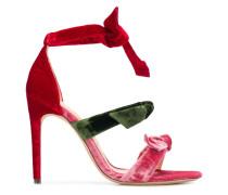 'Lolita' Sandalen mit Schleife