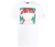 """T-Shirt mit """"Aspen""""-Print"""