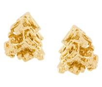 Vortex stud earrings