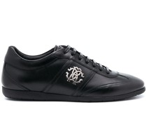 Sneakers mit RC-Monogramm
