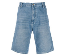 Knielange Jeans-Shorts