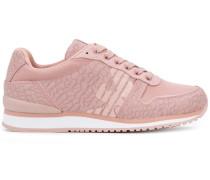Gemusterte Sneakers
