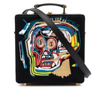 Box-Tasche mit Totenkopf