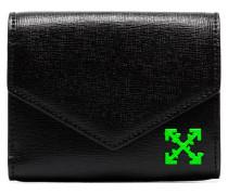 Portemonnaie mit Ripsband