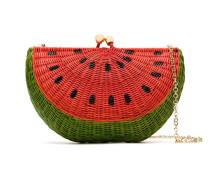 'Watermelon' Clutch