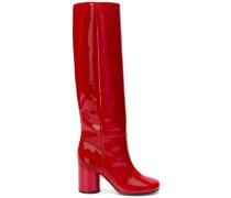 Klassische Overknee-Stiefel