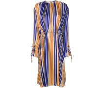 Kleid mit Längsstreifen