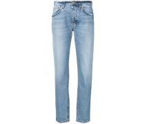 Carrot-fit fix jeans