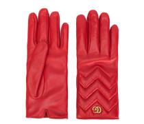 Handschuhe mit Steppung
